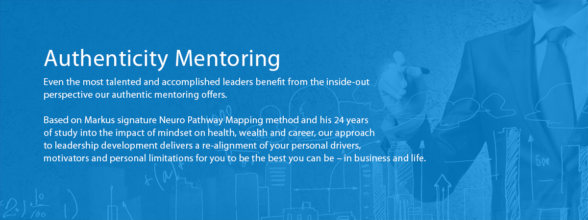 blueprint of success, authentic leadership, executive mentoring